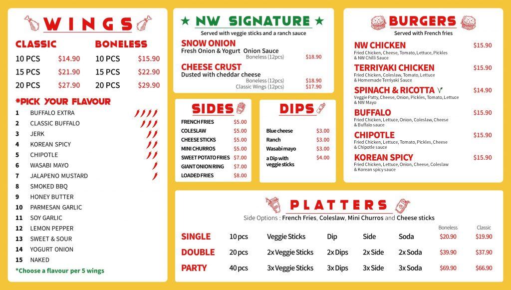 wing best takeaway review buffalo menu brisbane burger