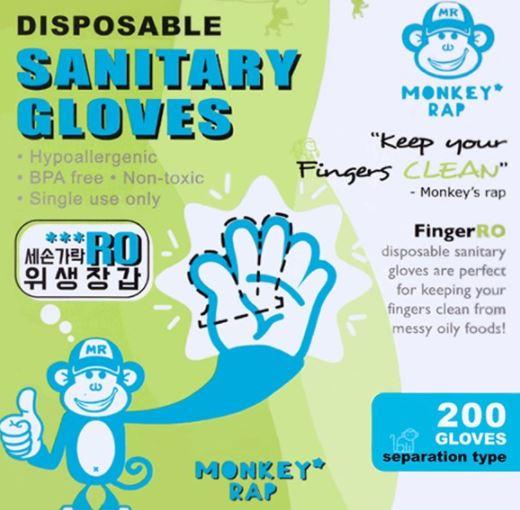 finger glove